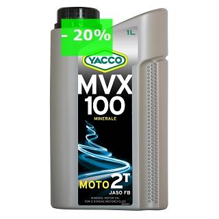 MVX100 2T YACCO MINERALE