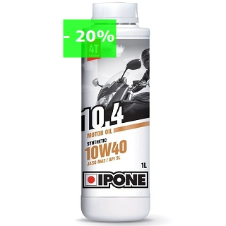 huile 10.4 1 litre ipone