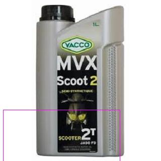 MVX SCOOT 2T